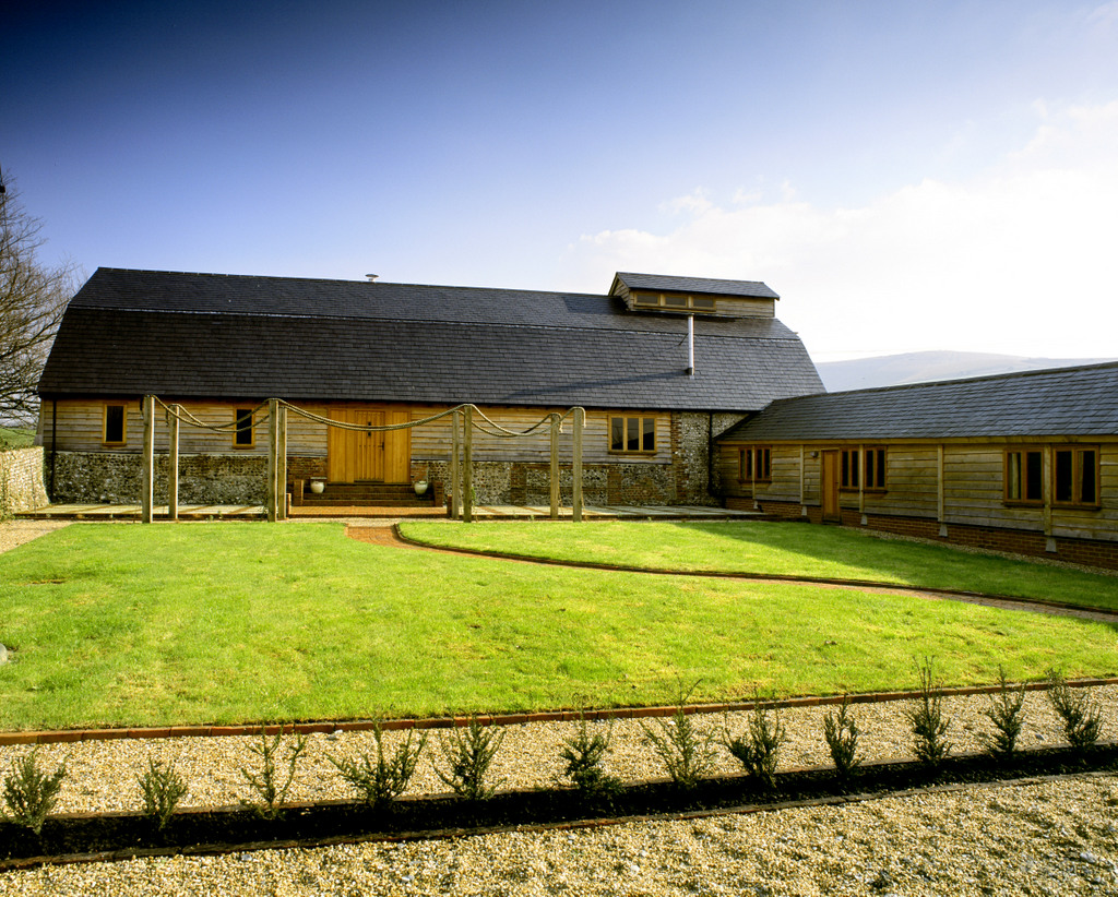 Luxury Barn Conversion Dk Architects Riba Chartered