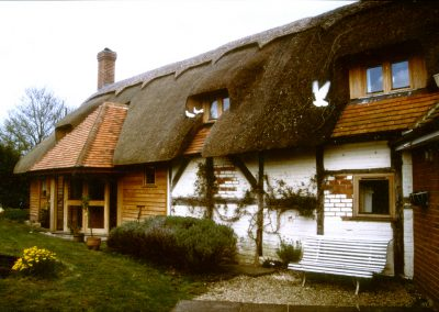 Listed Thatched Cottage with Multiple Extensions
