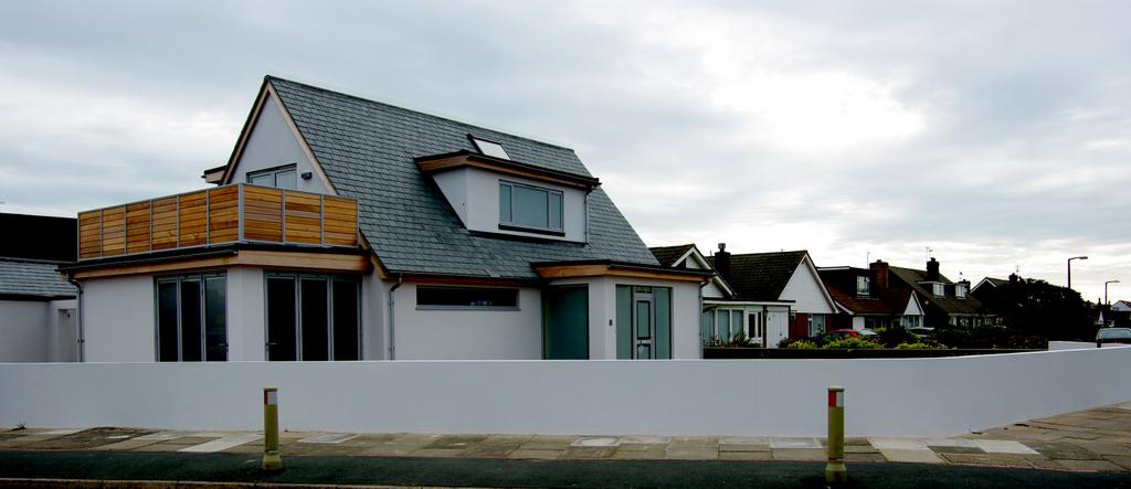 Re-modelled Beach Cottage