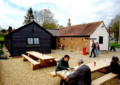 New Shop & Café in National Trust Property