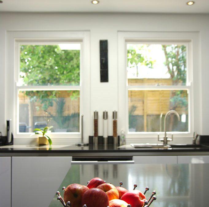 Contemporary Kitchen Garden Room Extension