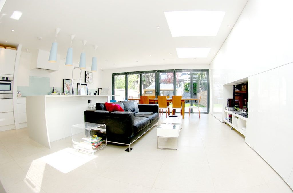 Urban Villa extensively improved and modernised as family home