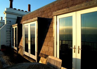 Penthouse Extension in Listed Building