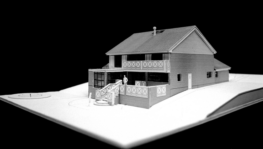 Sub-urban House Re-interpreted
