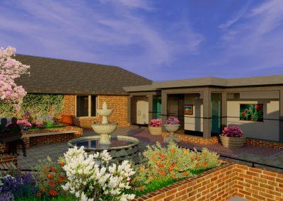 Dementia Care Home Concept Designs