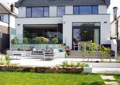 A new generously proportioned family home