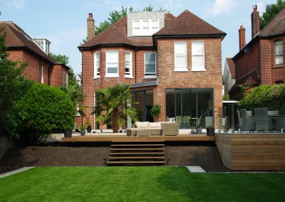 Rearranged villa in Hove now has all the right spaces