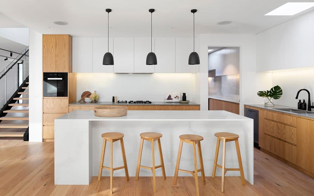 Integration of the kitchen design